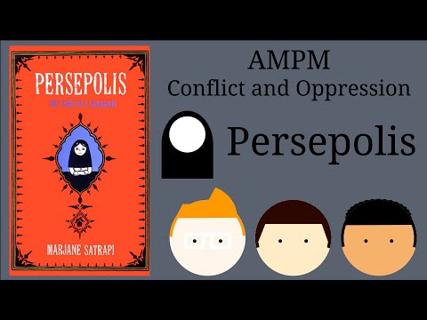 ampm analysis of persepolis oppression and conflict  ampm analysis of persepolis oppression and conflict 2