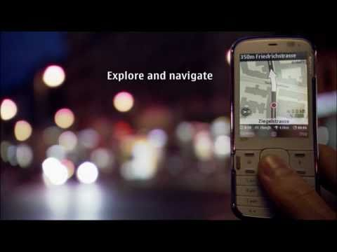 Nokia N79 Official video .