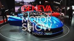 Autosalon Genf 2019 - Highlights