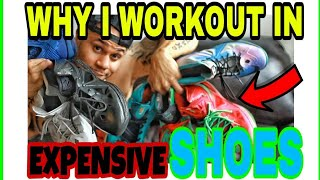 My Shoes Collection ( WHY I WORKOUT IN