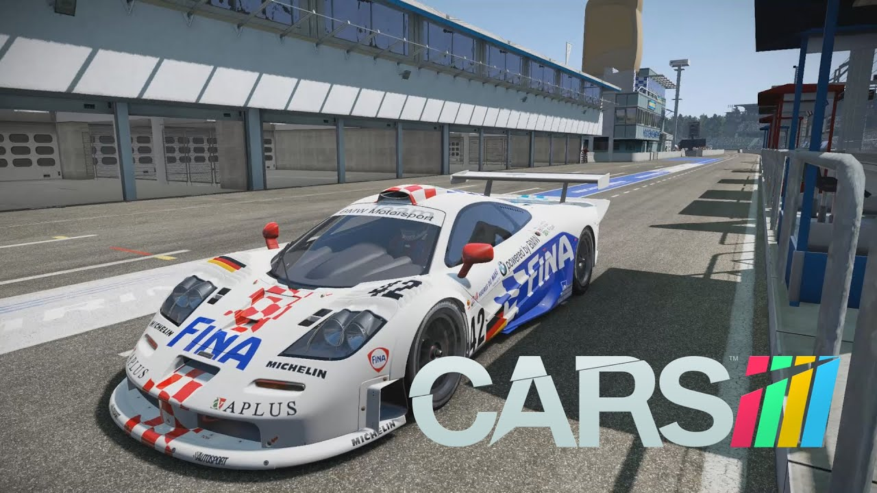 Project Cars Mclaren F1 Gtr Longtail Dlc Hd 60 Fps Ultra