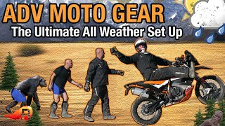 Adventure Motorcycle Gear | The Ultimate All-Weather Set Up