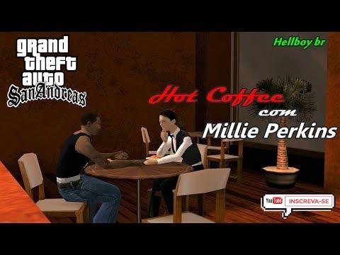 Hot Coffee - GTA San Andreas Mods (Millie Perkins)