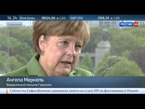 Меркель объяснила, почему