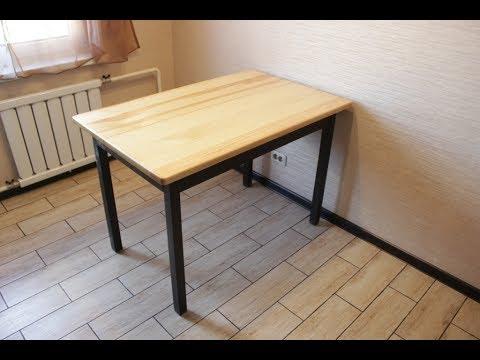 Покрытие для кухонного стола своими руками