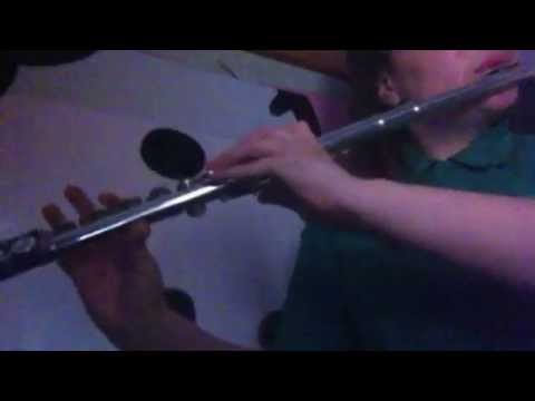 'Maps' - Maroon 5 - Flute Cover