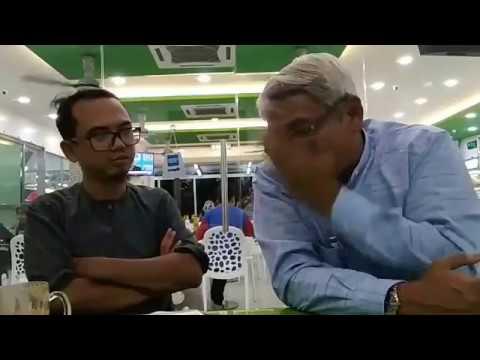 #LepakMaqasidPenang- Bersama Dr Abdul Aziz Bari Dan  Ustaz Wan Ji Wan hussin