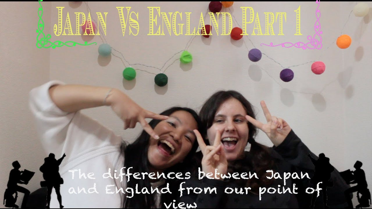Culture Shock Japan And England