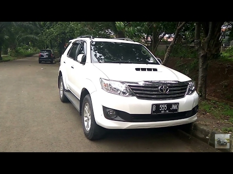 2013 Toyota Fortuner G A/T VNT Turbo Start Up & In Depth Tour