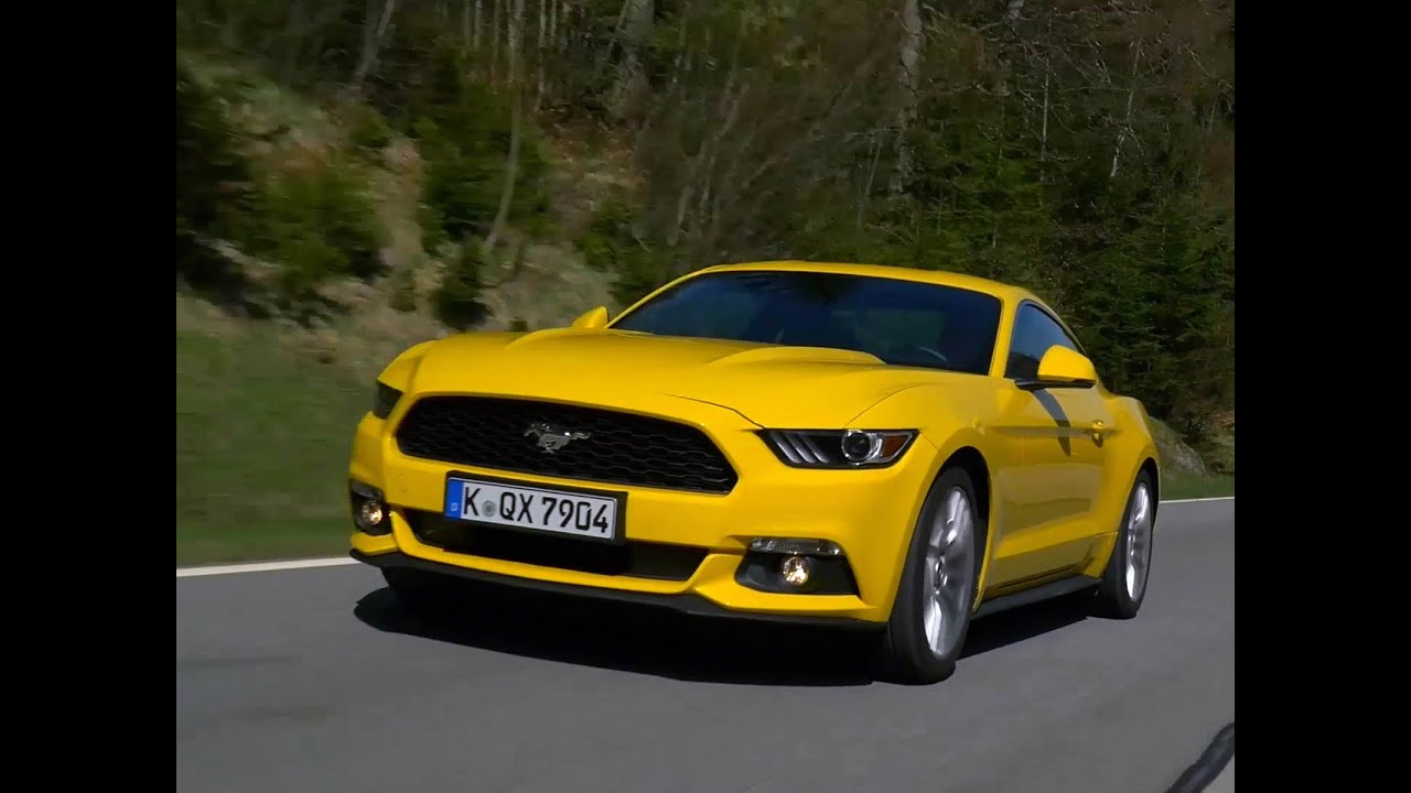 essai ford mustang gt boite auto youtube. Black Bedroom Furniture Sets. Home Design Ideas