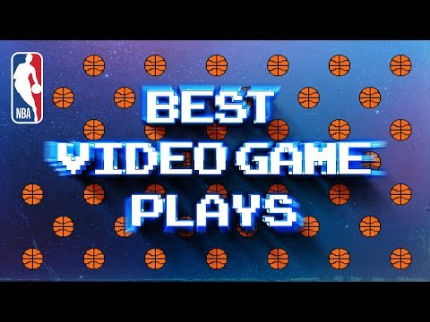 National Video Game Day: Best Video Game Plays of 2017 NBA Season