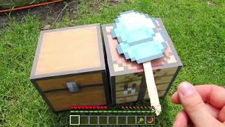 Realistic Minecraft in Real Life - IRL Animation - Top 5 Best Epizode - Potion of Poison thumbnail
