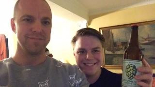 Testar dansk läsk med Kamera-Andreas [LIVE från mobilen]