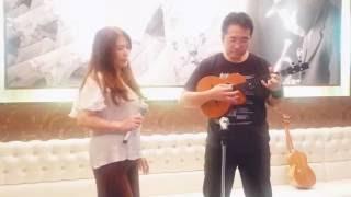 """『砂に消えた涙』1964 Mina Mazzini ~ボーカルユニット """"Mixberry♪Soda"""""""