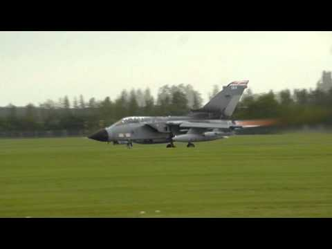 Tornado at Coventry Airport 2010