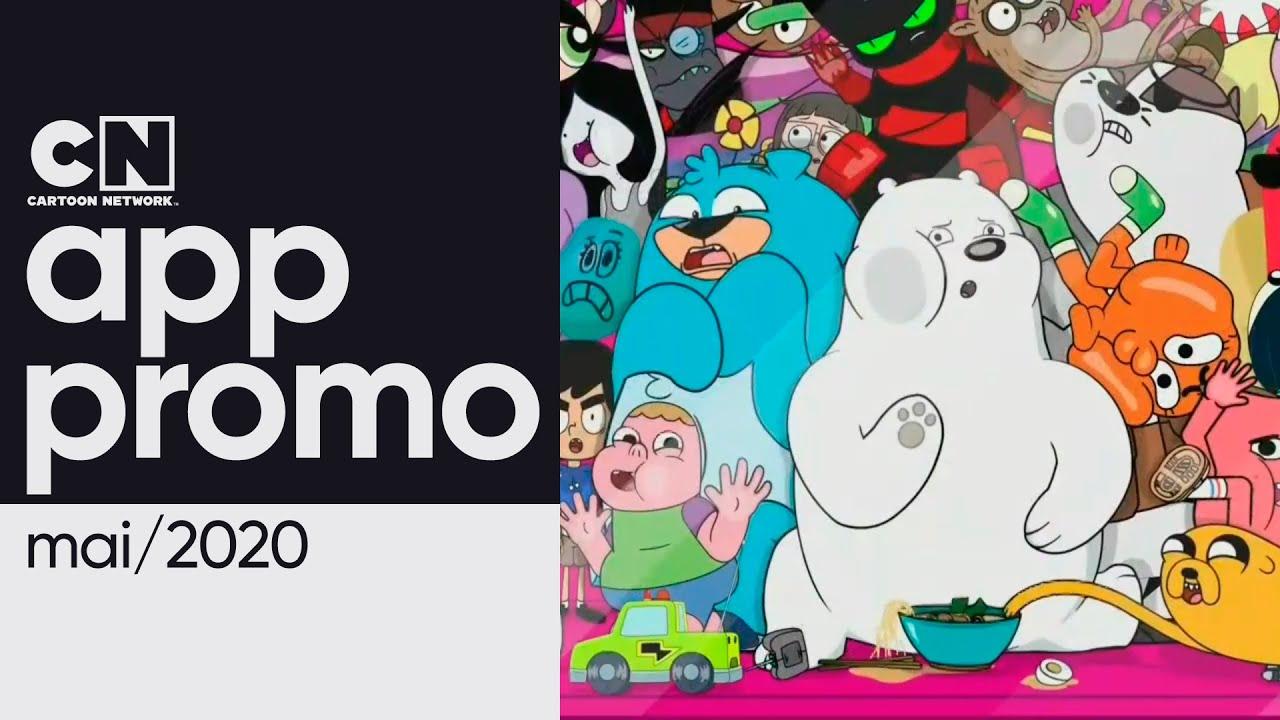 Cartoon Network Halloween Special 2020 APP PROMO   Cartoon Network App | MAI/2020 | Cartoon Network