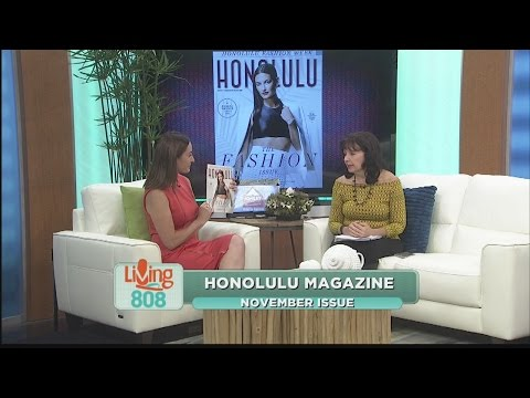 Honolulu Magazine – Honolulu Fashion Week, etc.