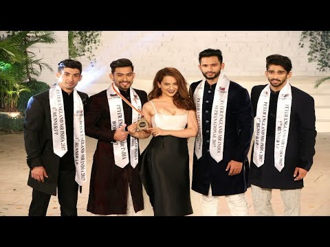 Peter England Mr India 2017 Grand Finale