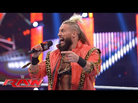 Enzo Amore returns from injury: Raw, May 23, 2016
