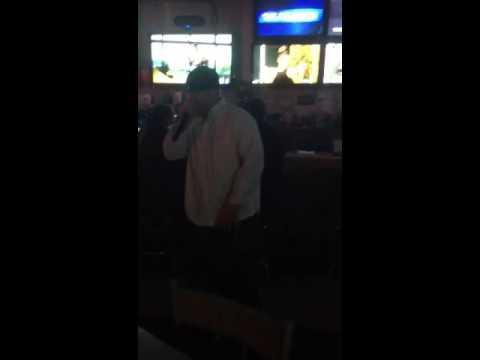 Jason Anderson kills Vanilla Ice I'm drunk karaoke