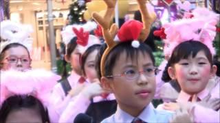太古小學合唱團聖誕歌唱表演 Taikoo Primary S