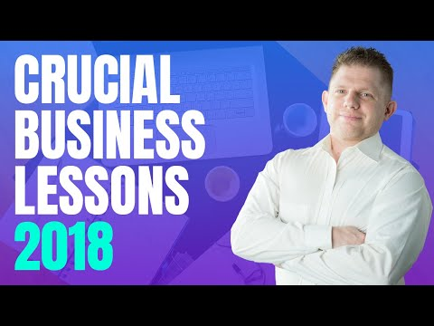 REVEALED! What I Learned About SEO And Business In 2018