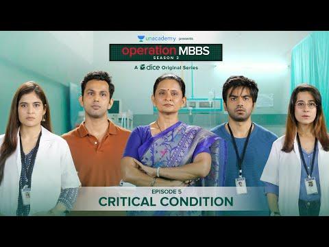 Ep 05 - Critical Condition