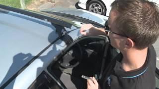 видео Как установить багажник на крышу кузова автомобиля