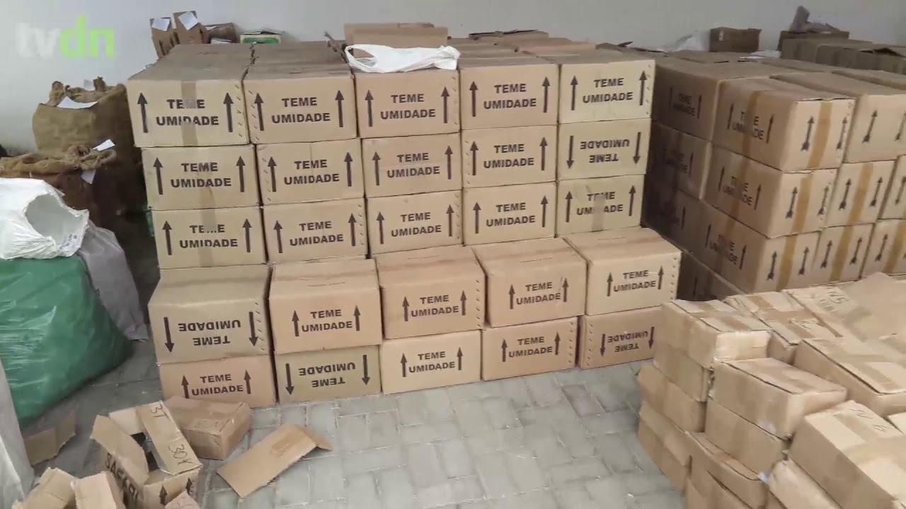 Polícia Civil de Quixadá apreende grande quantidade de munições com comerciante