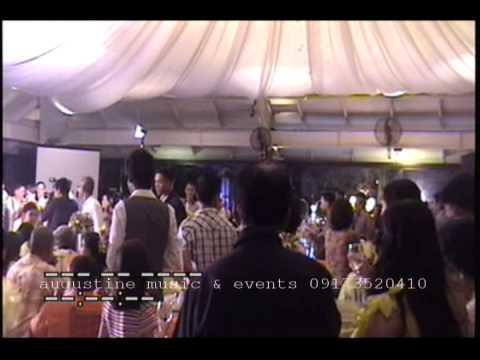 Wedding Reception Program Sample Script Mario Lupato Youtube
