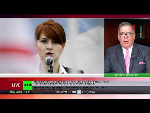 Like 'Salem witch trials': Butina treated 'inhumanly' in custody, starts crowd funding campaign