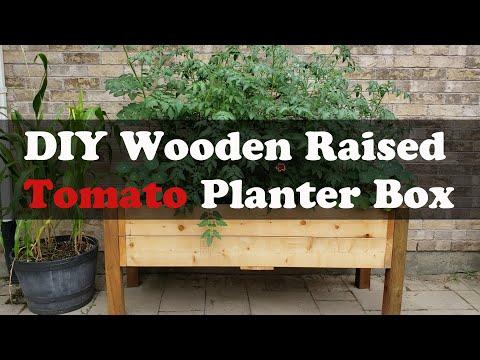 diy-wooden-raised-tomato-planter-box