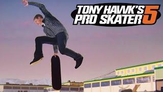 TONY HAWK´S PRO SKATER 5 | ¿¡ES TAN MIERDA COMO DICEN!?