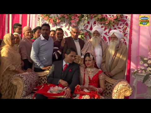 Marriage - Gurpreet Weds Komaldeep Part_3 (Media Punjab TV)