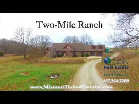 Two-Mile Ranch - Cattle Ranch For Sale Southern Missouri 1,741 Acres