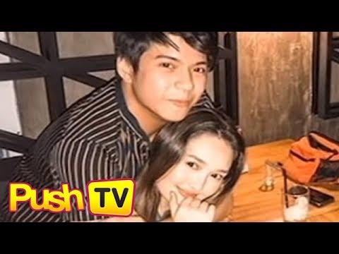 Push TV: Nash Aguas nagbigay ng sweet na birthday message para kay Mika dela Cruz