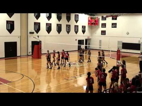 2012 Girls VB Ursuline Academy vs Concord (Delaware) (HD available click below!)