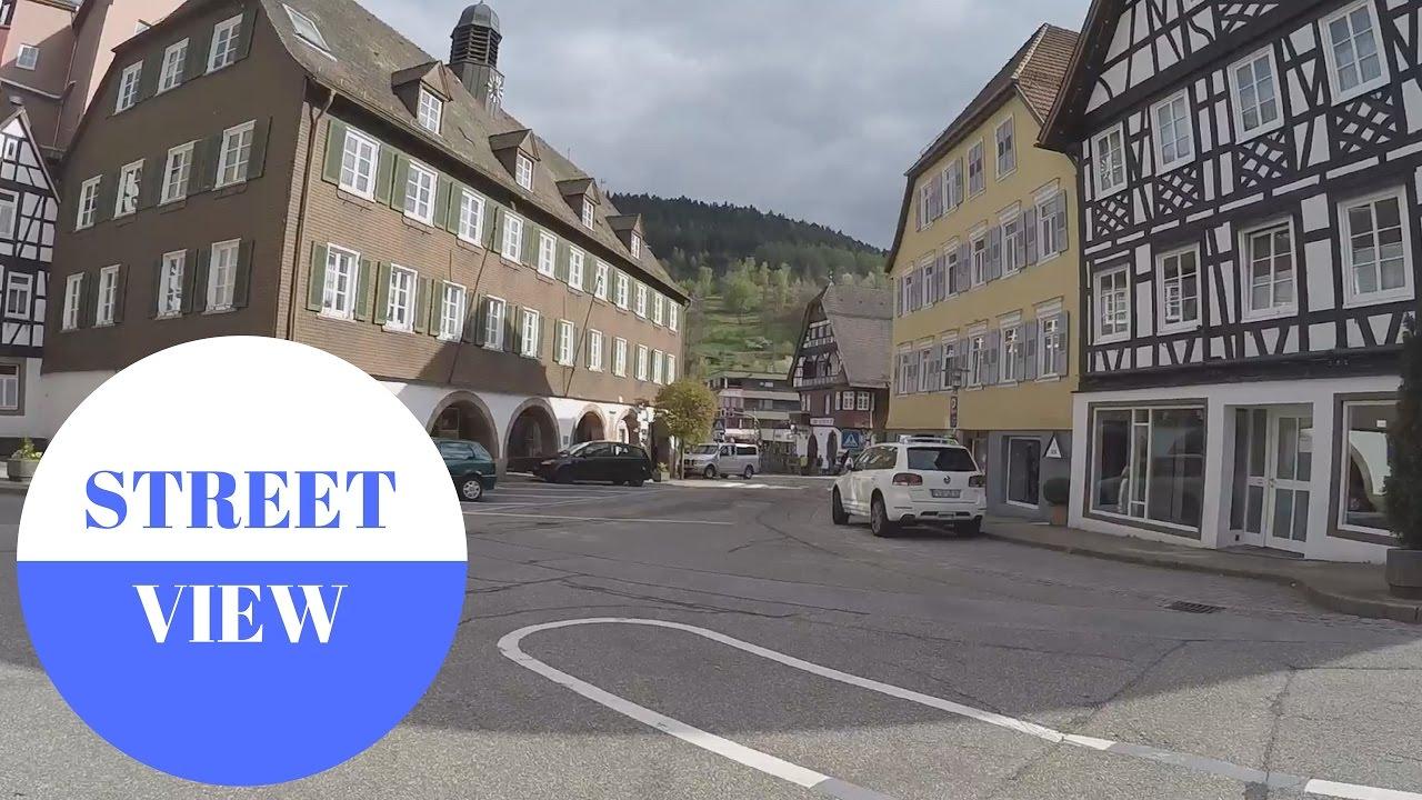 Alpirsbach Im Schwarzwald In Germany Youtube