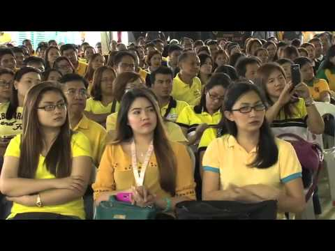 Switch-on Ceremony for the Central Luzon Sitios Electrification (Speech)