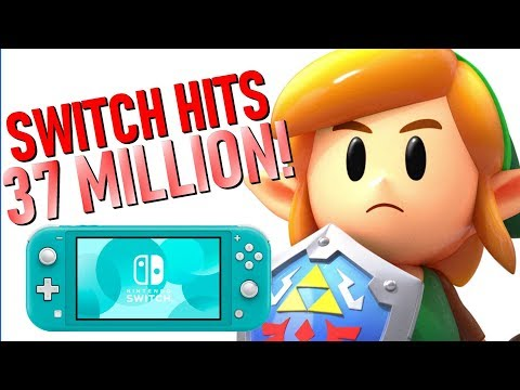 WHY Switch Sales COULD Hit 50 Million by Early 2020, New SURPRISING AAA RPG Coming to Switch + MORE!