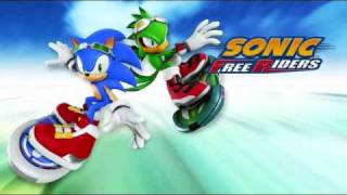 Sonic Free Riders - Theme of Final Factory