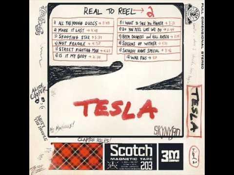 Tesla - Is It My Body [ Alice Cooper Cover ]
