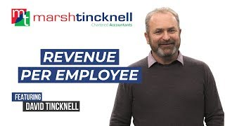 Revenue Per Employee - Understanding how to improve your teams productiveness