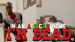In An African Home: I'm Dead (Clifford Owusu)