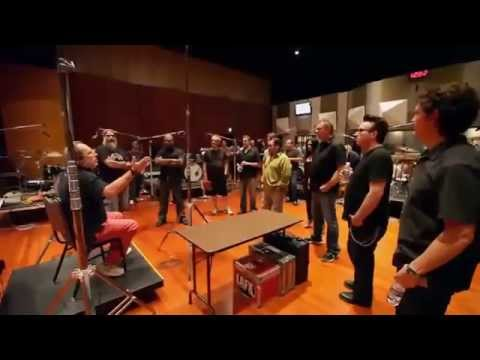 Hans Zimmer - Making Of MAN OF STEEL Soundtrack Part 2/5