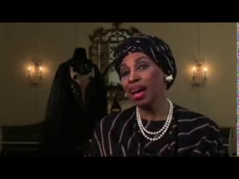 NEA Opera Honors  Interview with Leontyne Price