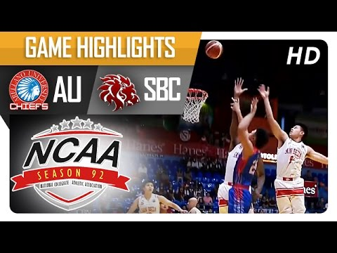 SBC vs. AU | Game Highlights | NCAA 92 - July 22, 2016