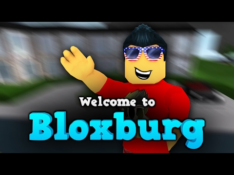Learning How to Play 'Welcome to Bloxburg!' - Ep. 1 | Roblox