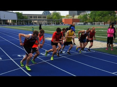 2000m Race No. 2 • May 16, 2015