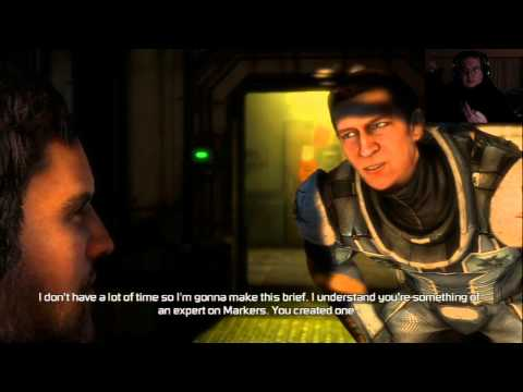 Zaranyzerak Plays Dead Space 3 LIVE - Part 1